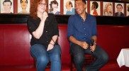 Emily (Les Mis) and Charl (Motown) – Sardi's Q&A, May 2014